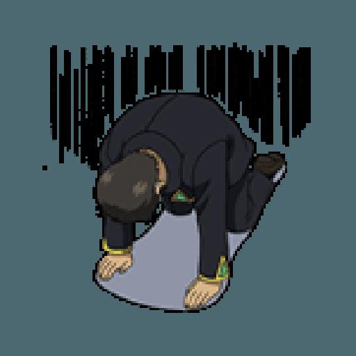 Evangelion Vol2 - Sticker 29