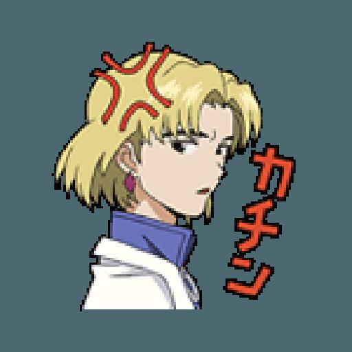 Evangelion Vol2 - Sticker 10