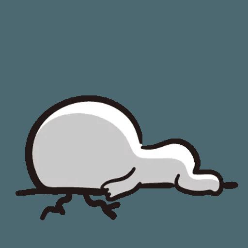 Baobao - Tray Sticker