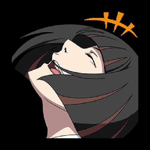Nisemonogatari_2 - Sticker 3