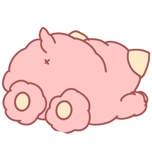 ChubbyCa Vol.1 - Sticker 4
