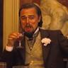 DiCaprio - Tray Sticker