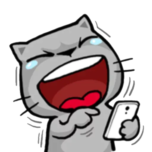 Mad Cat - Sticker 3