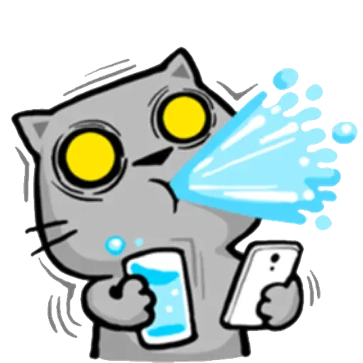 Mad Cat - Sticker 29