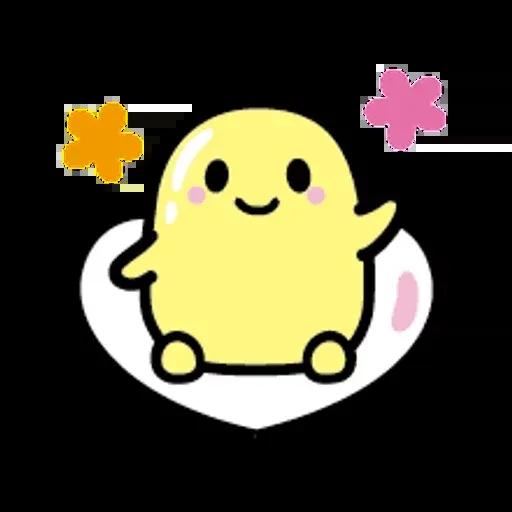 蛋黃哥 - Sticker 14