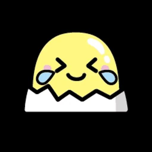 蛋黃哥 - Sticker 13