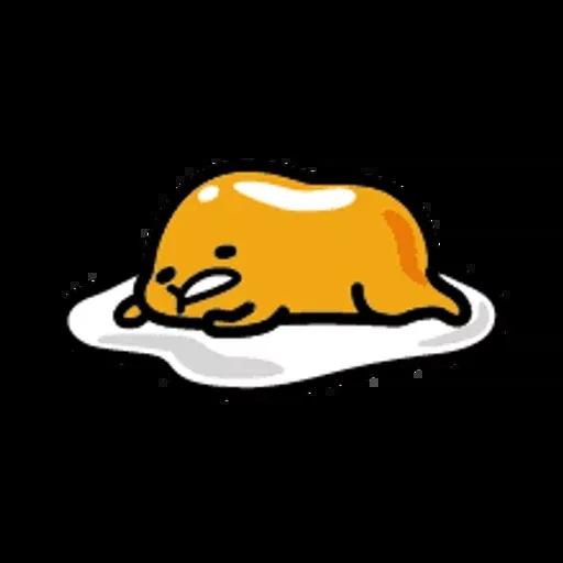 蛋黃哥 - Sticker 5