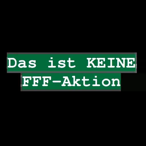 Fff - Sticker 25
