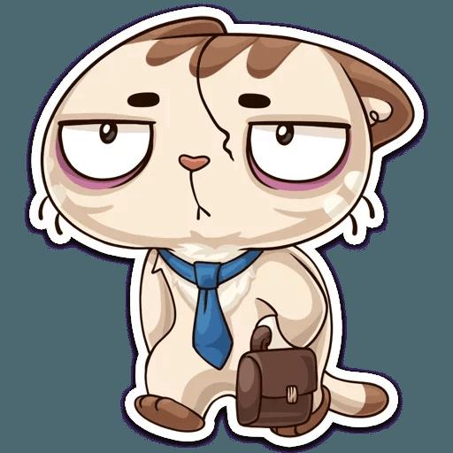 Котик 2 - Sticker 12