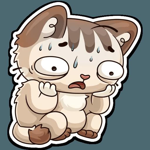 Котик 2 - Sticker 4
