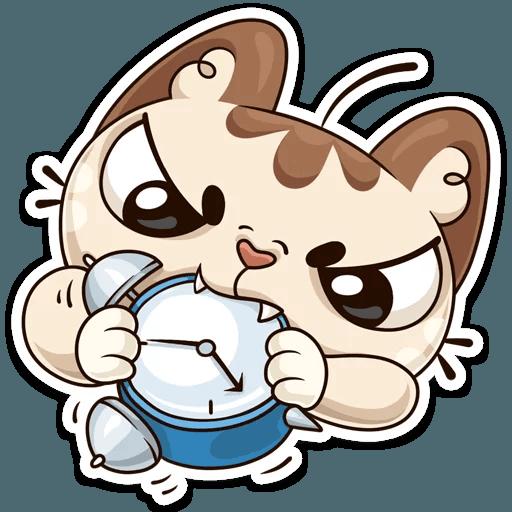 Котик 2 - Sticker 25
