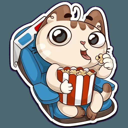 Котик 2 - Sticker 24