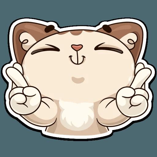 Котик 2 - Sticker 16
