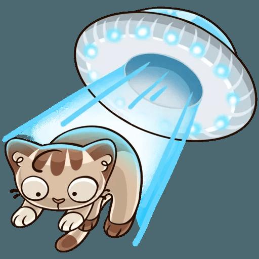 Котик 2 - Sticker 20
