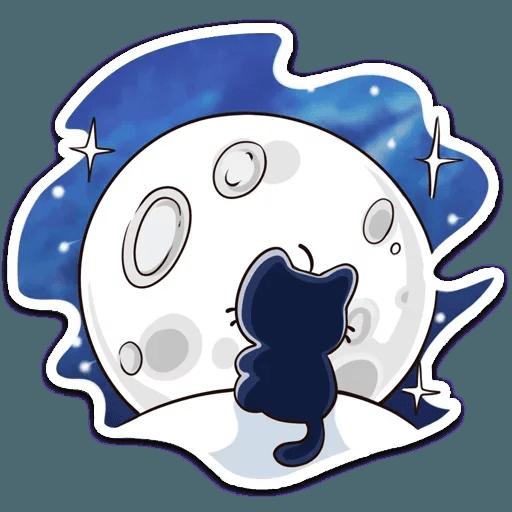 Котик 2 - Sticker 18