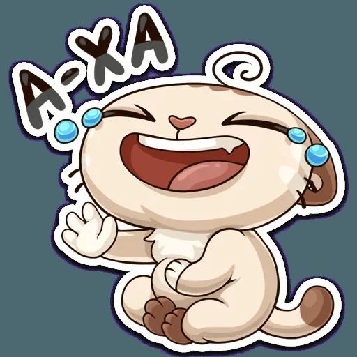 Котик 2 - Sticker 9