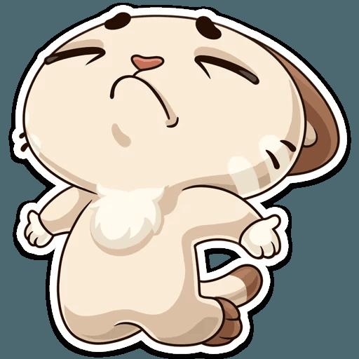 Котик 2 - Sticker 17