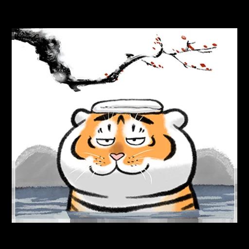 Tiger 🐯 2 - Sticker 17