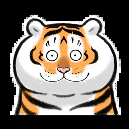 Tiger 🐯 2 - Sticker 11