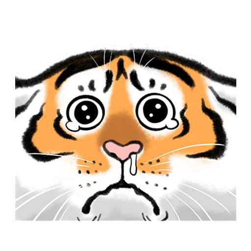 Tiger 🐯 2 - Sticker 21