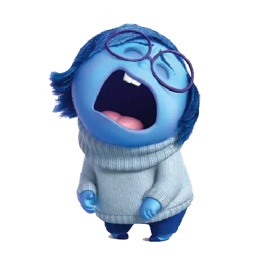 Inside Out - Sticker 11