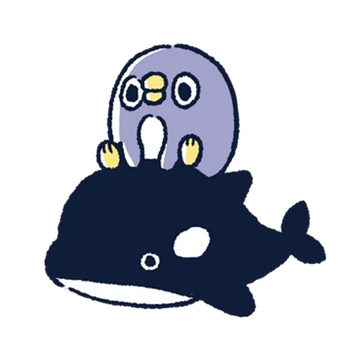肥企鵝的內心話5 (2) - Sticker 11