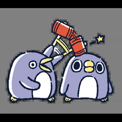 肥企鵝的內心話5 (2) - Sticker 9