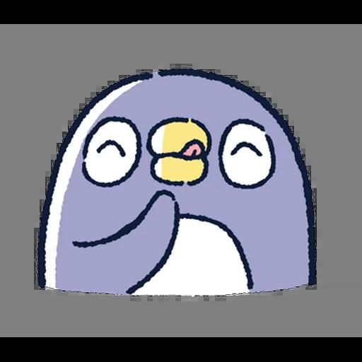 肥企鵝的內心話5 (2) - Sticker 19