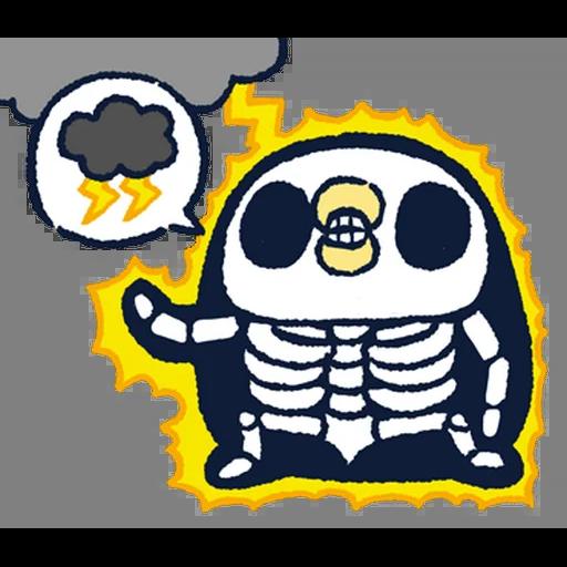 肥企鵝的內心話5 (2) - Sticker 7