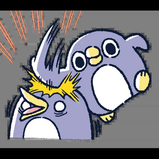 肥企鵝的內心話5 (2) - Sticker 10