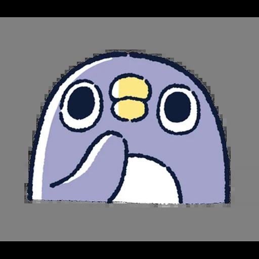 肥企鵝的內心話5 (2) - Sticker 16