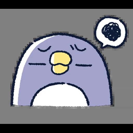 肥企鵝的內心話5 (2) - Sticker 18