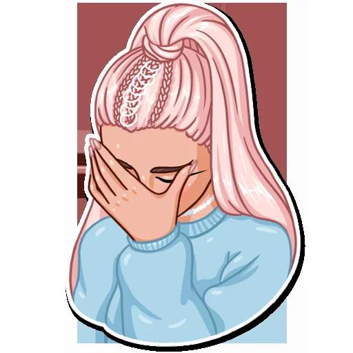 Ariana Grande - Sticker 12