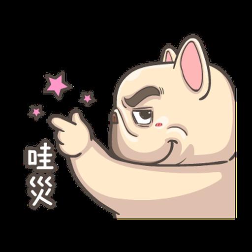 法鬥皮古-台語嘛A通(第14彈) - Sticker 4