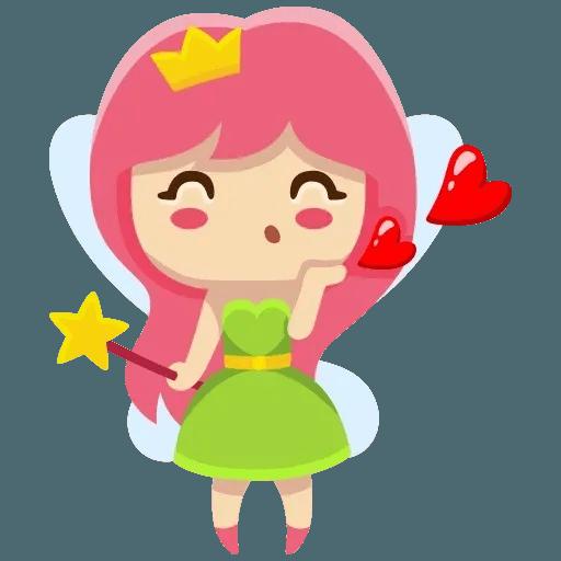 Chicas - Sticker 16