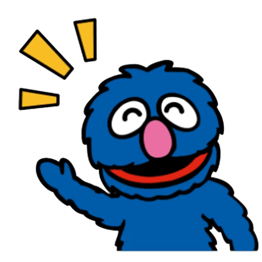 ELMO 2 - Sticker 2