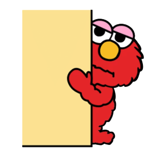ELMO 2 - Sticker 1