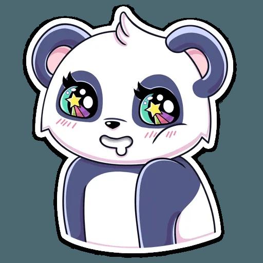 Panda Tori - Sticker 10