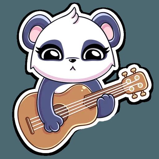 Panda Tori - Sticker 11