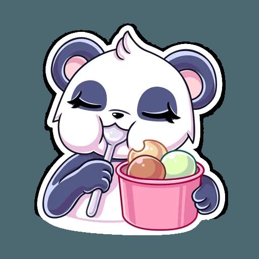 Panda Tori - Sticker 17