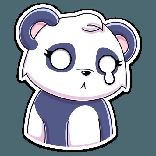 Panda Tori - Sticker 5