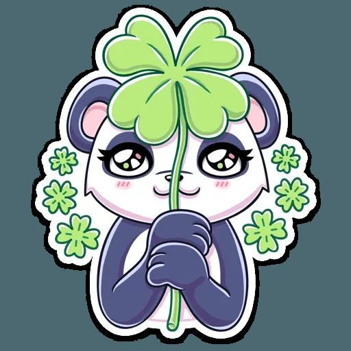 Panda Tori - Sticker 15
