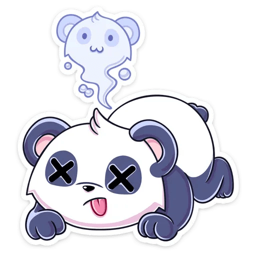 Panda Tori - Sticker 26