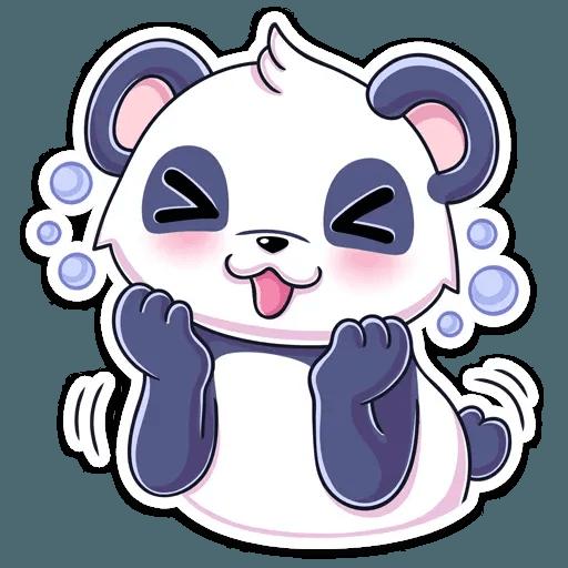 Panda Tori - Sticker 4