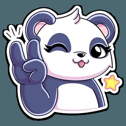 Panda Tori - Sticker 13
