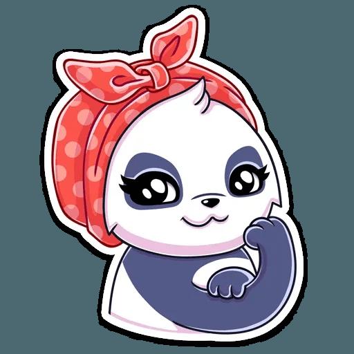 Panda Tori - Sticker 12