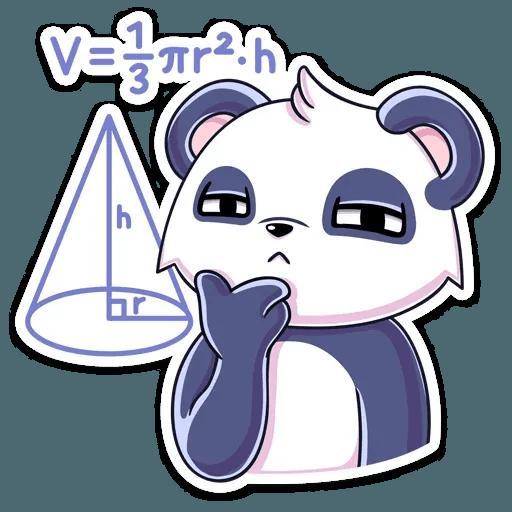Panda Tori - Sticker 27