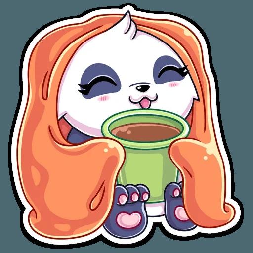 Panda Tori - Sticker 2
