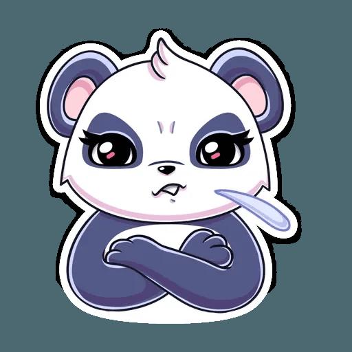 Panda Tori - Sticker 20