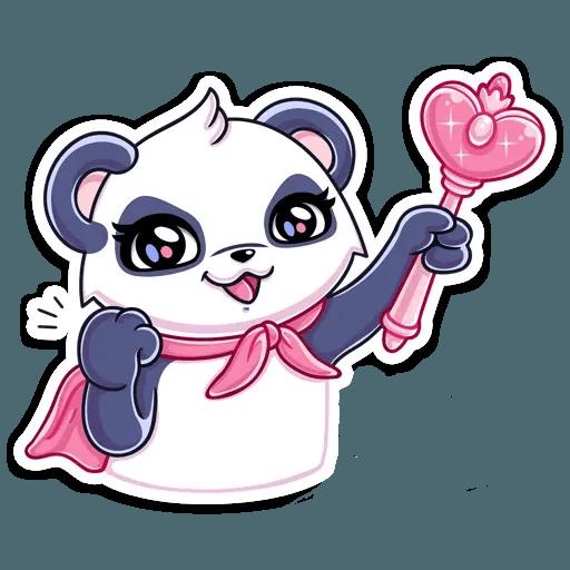 Panda Tori - Sticker 8